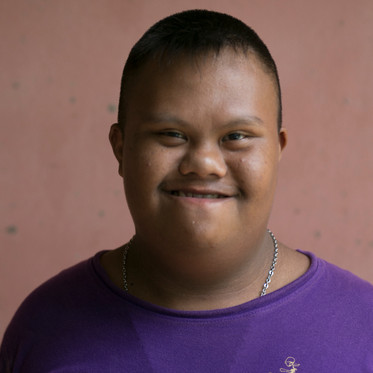 Meet Nong Priam, student of TCDF's Special School