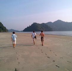 Bang Ben beach