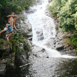 Haew Lome waterfall