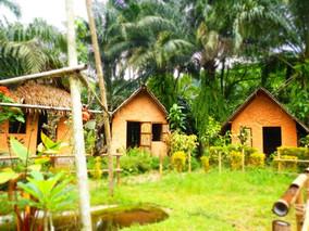 Dindaeng, natural building and living