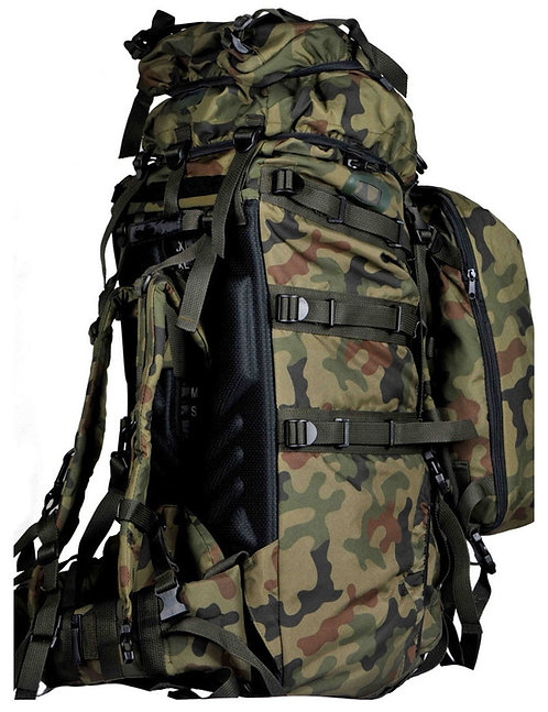 Military Backpack Transport System