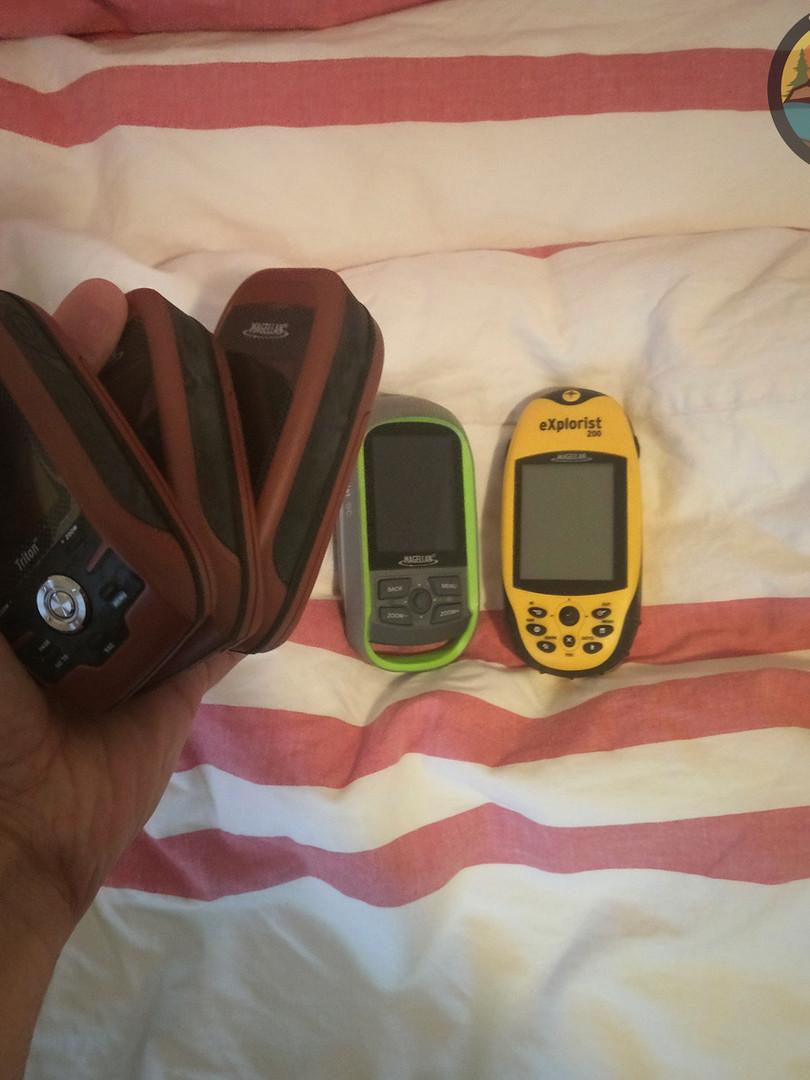 Dostawa odbiorników GPS