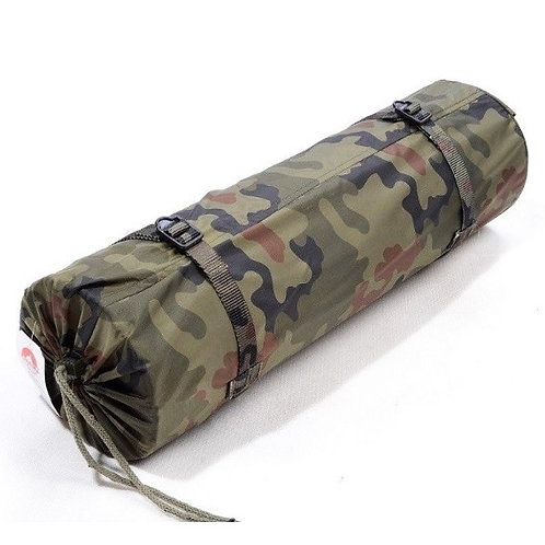 Military Sleeping Pad. Army Sleeping Mat + Camouflage Sheath