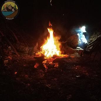 Rozpalanie Ognia. Szkolenie Survival.