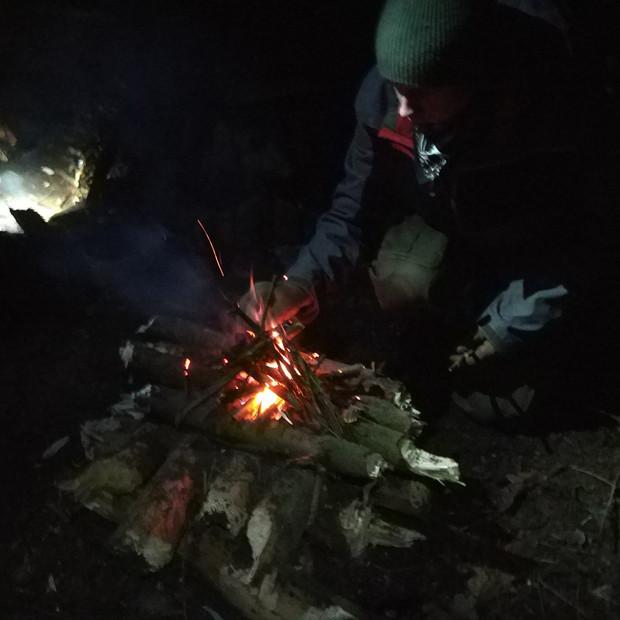Startowanie ogniska odwrotnego