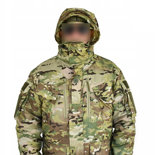 Special Forces Smock/Parka + Polar Fleece SET
