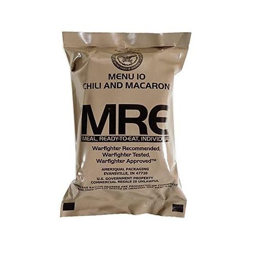 MRE - Racja Żywnościowa