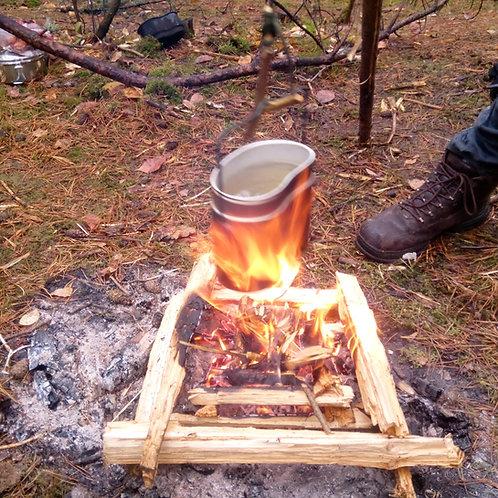 Sposoby Rozpalania Ognia oraz Typy Ognisk