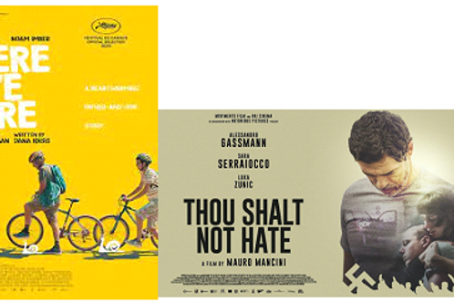 Here We Are, Thou Shalt Not Hate (Both Films)
