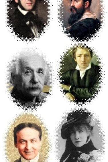 100 Years of Jewish Genius (Oct. 31st @ 2 PM) non-member