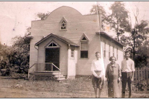 Growing Up Jewish in Perrineville and Roosevelt (Oct. 24th @ 2 PM) non-member