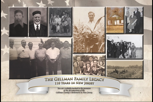 Gellman American Dream (January 24th at 2 PM) member