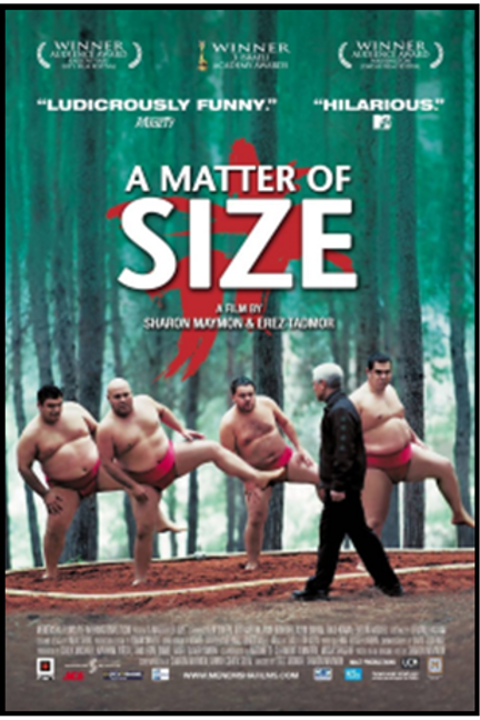 Film: A Matter of Size (Mar. 21st, 22nd, and 23rd)