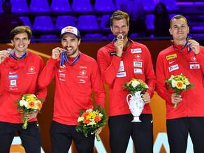 Bronze für das Schweizerteam