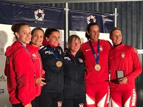 Medaillenregen für Katrin!