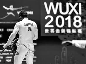 7. Rang für Beni Steffen an der Weltmeisterschaft in Wuxi (CHN), 23.07.2018