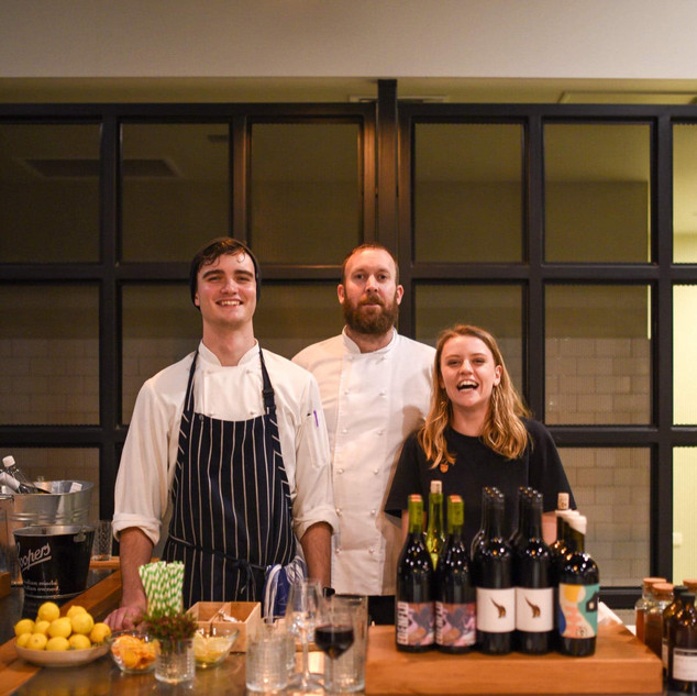 Stelzer Road Supper Club Team