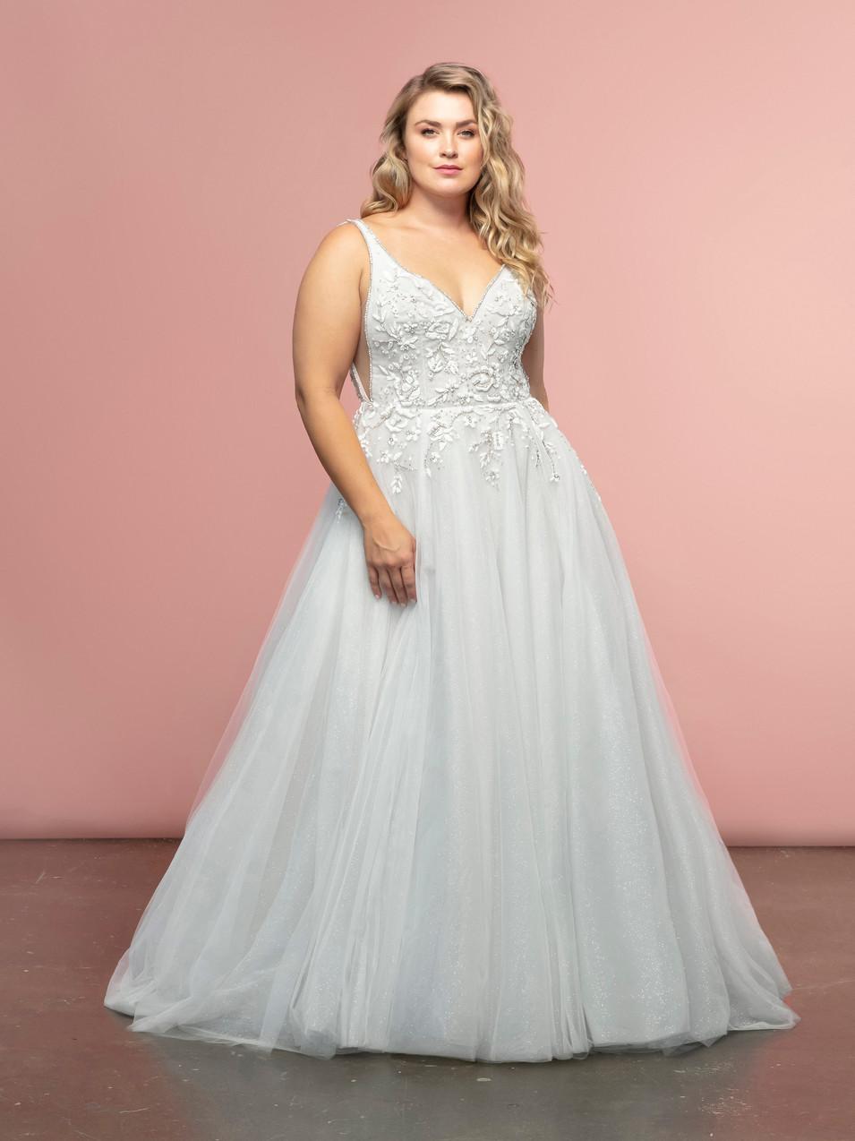 Lauren Gown   Hayley Paige