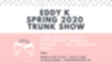 Eddy K Milano SPring 2020 Trunk Show (2)
