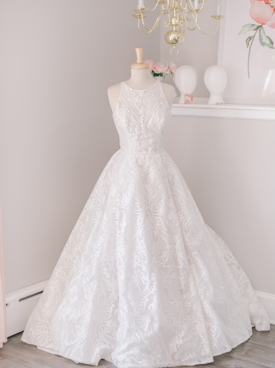 Suki Gown   Hayley Paige