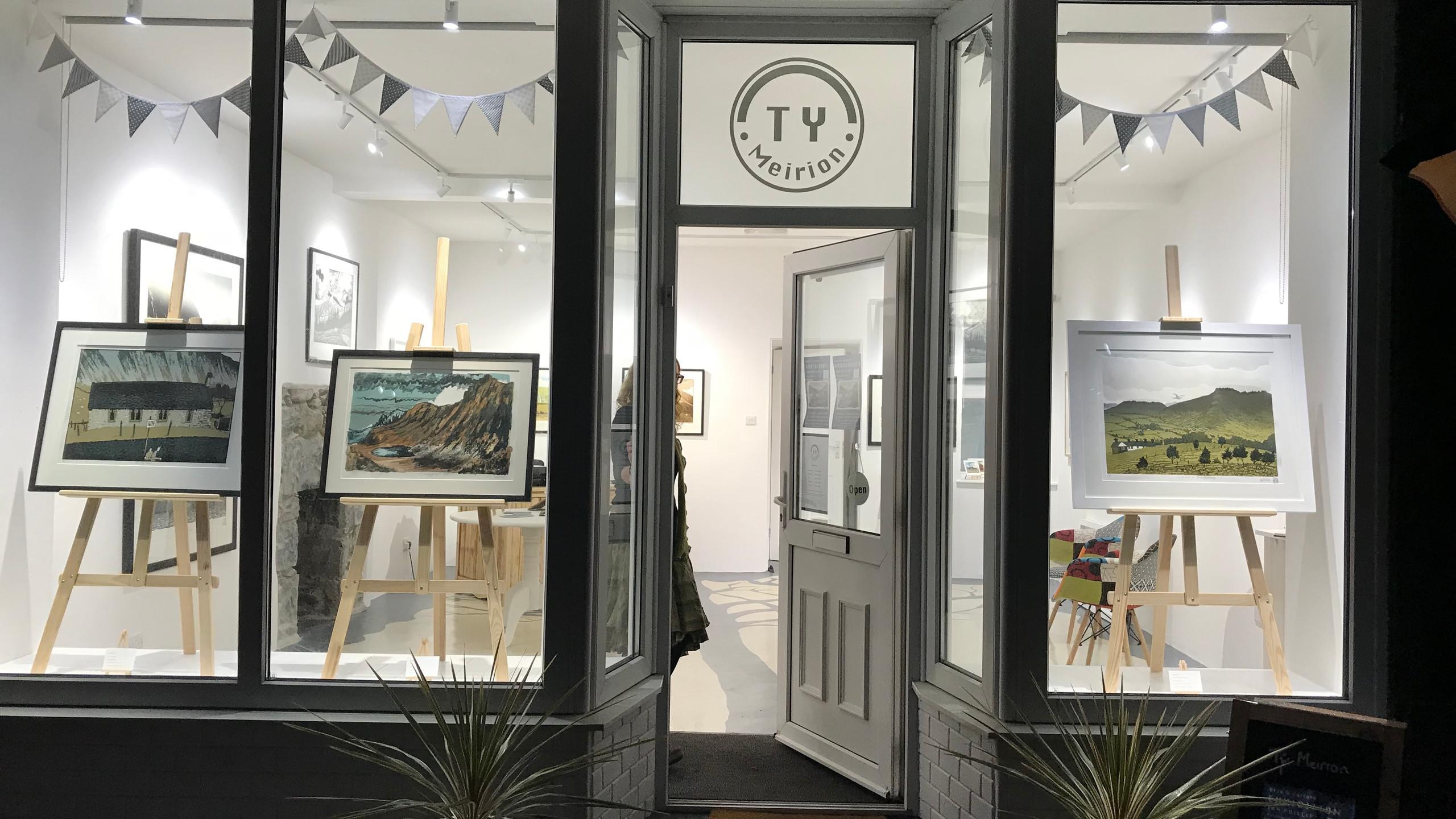 Oriel Ty Meirion Gallery