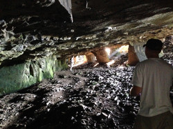 Explore the Caves in Bala