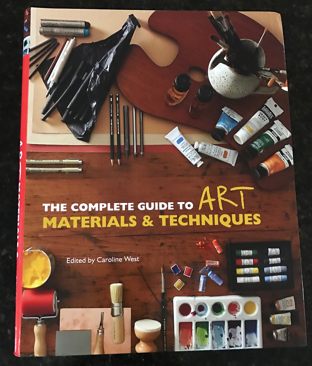 Book Cover - The complete guide to Art Materials & Techniques