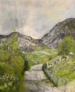 Lon Arenig Road