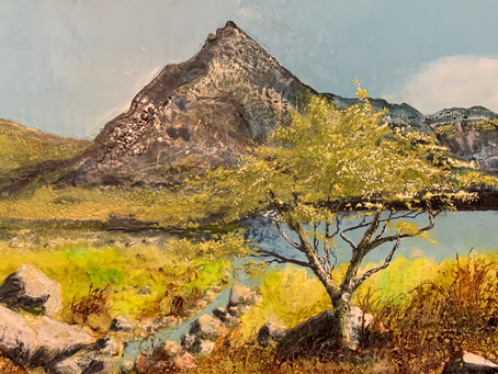 Cnicht, aka the 'Welsh Matterhorn'