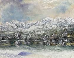 Y Bedol in the Snow