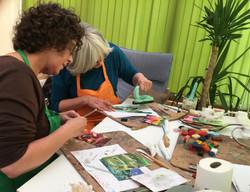 Do an Art Workshop with Mel