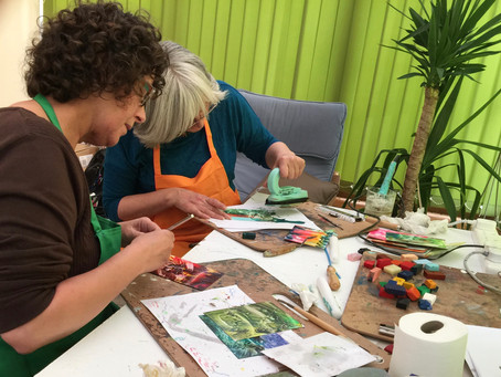 Encaustic Course