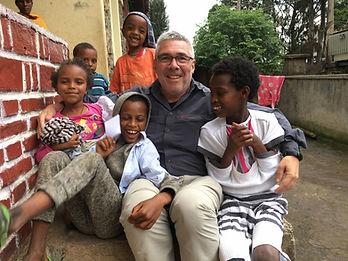 eddy and kids gondar.JPG