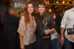 Com Fernanda Abreu