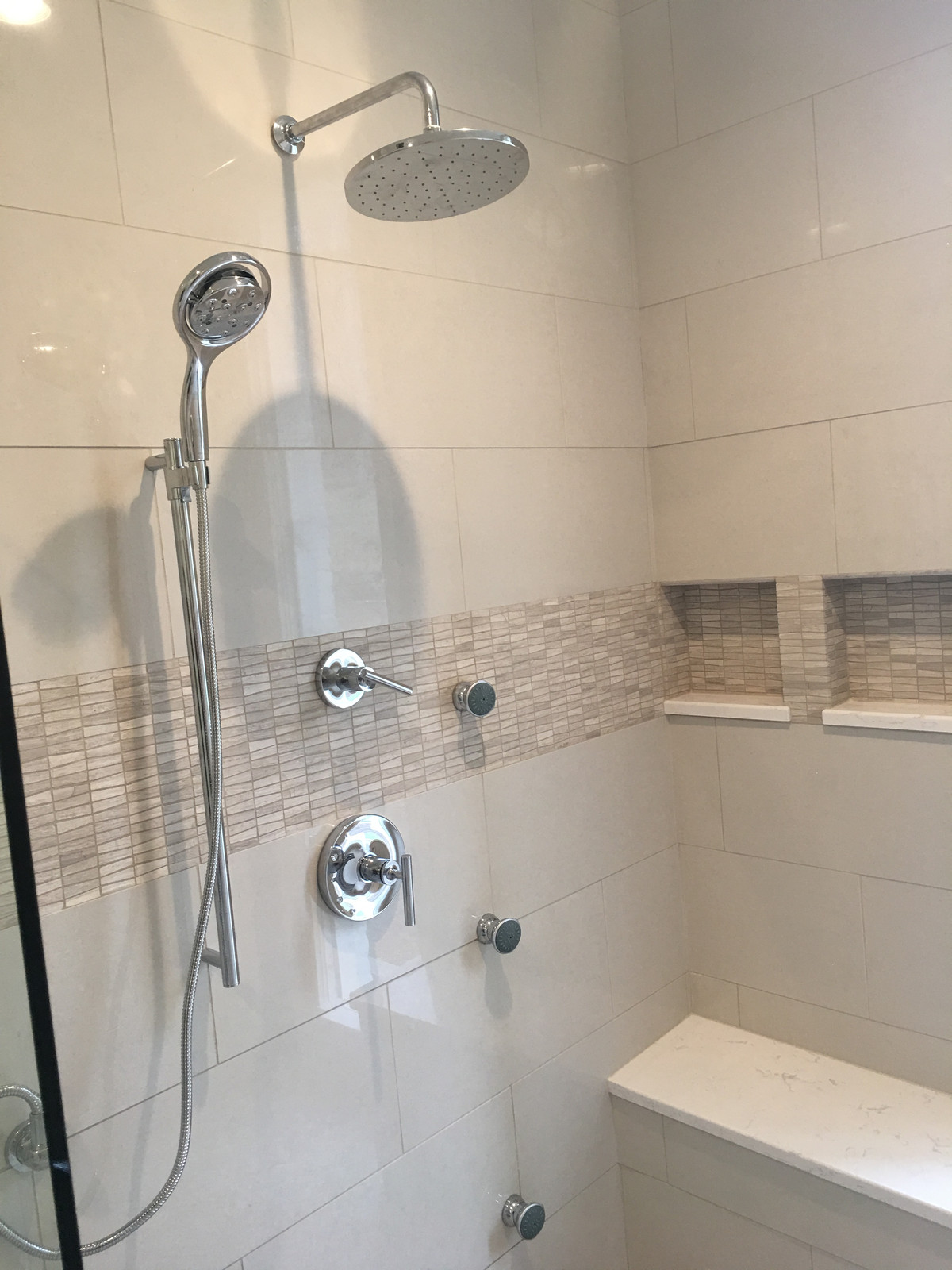 Kohler Purist Rainhead Modern Shower