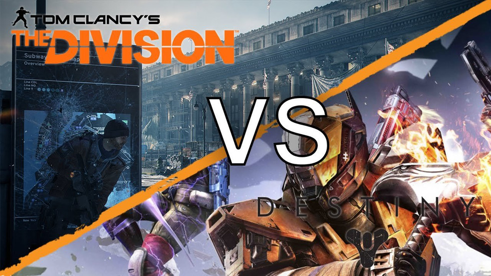 Let's Talk: Destiny versus The Division