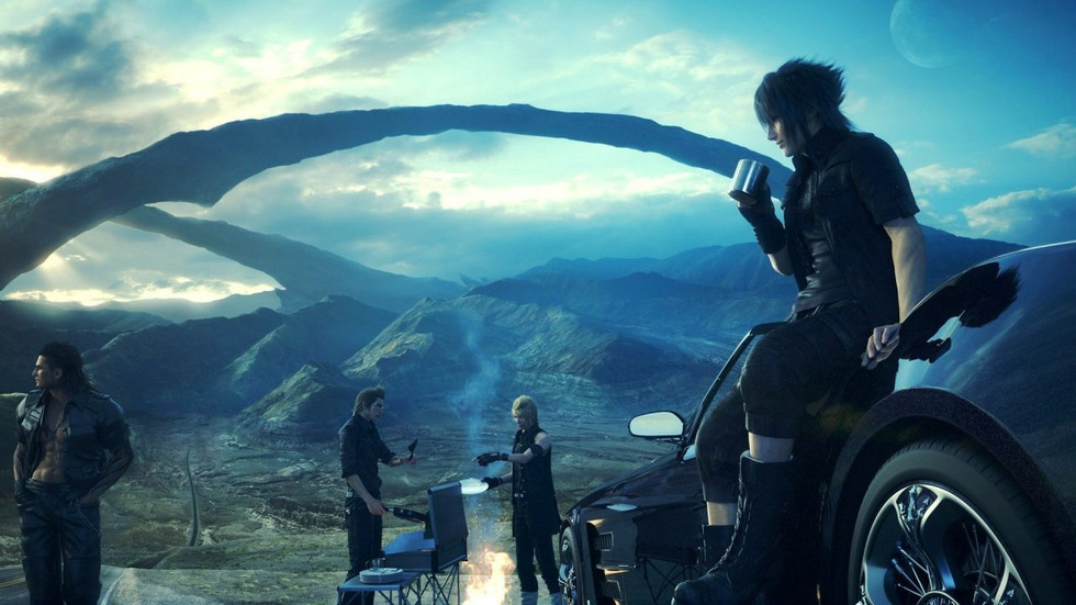 New Final Fantasy XV Demo Out Today