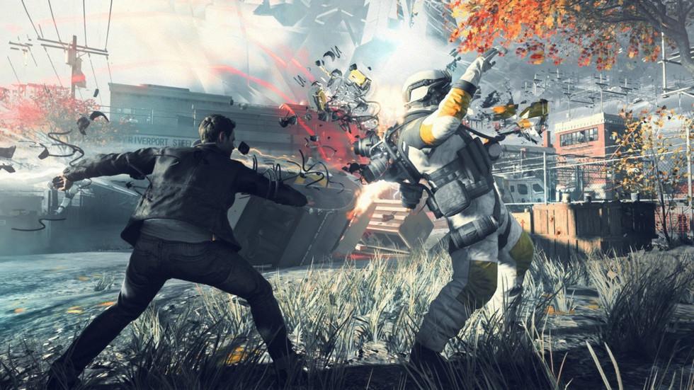 Quantum Break Runs at 720p on Xbox One