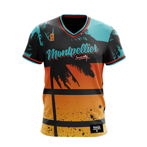 Montpellier Summer Shirt