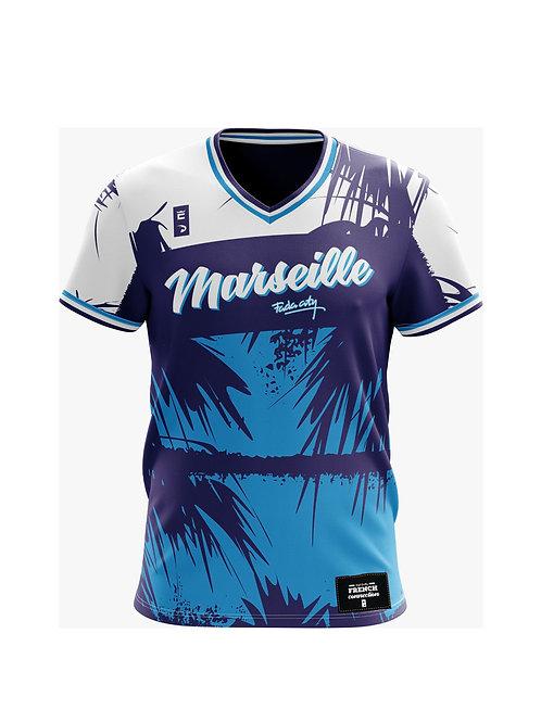 Marseille summer shirt