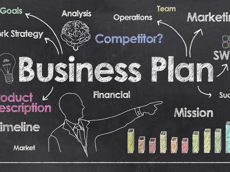 Writing a Business Plan (Part 1)