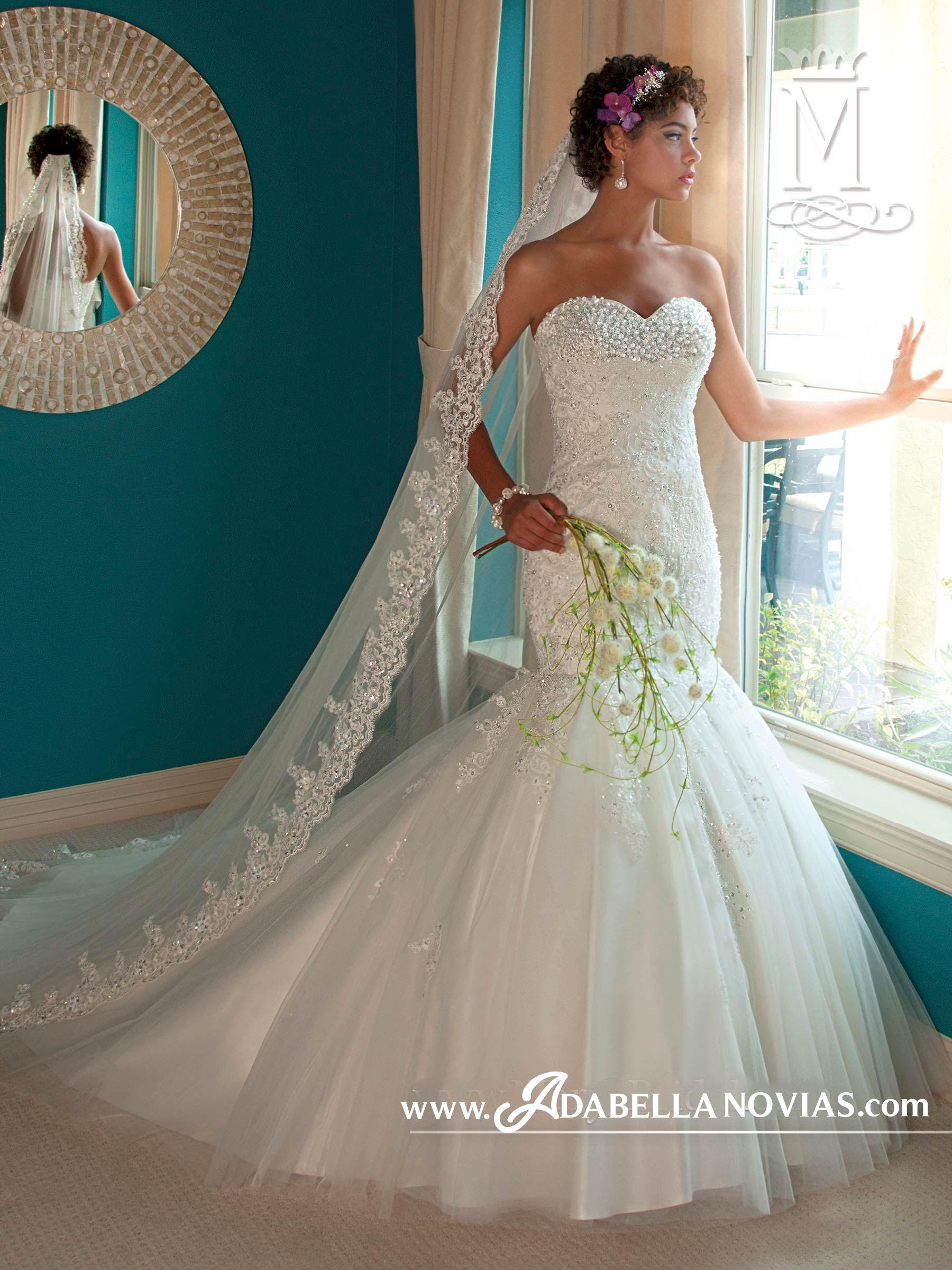 Marys bridal dress