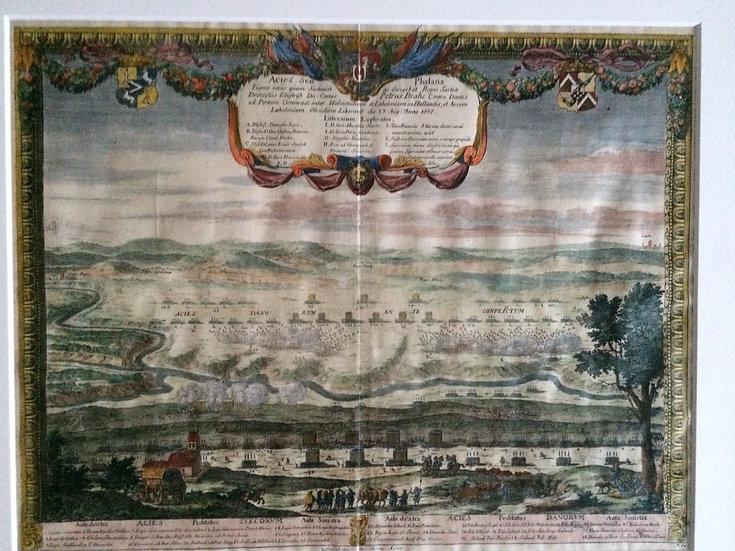Slaget vid Genevadsbro 1657 (Laholm), Erik Dahlberg