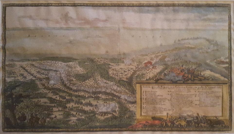 Slaget vid Nyborg 1659, Erik Dahlberg