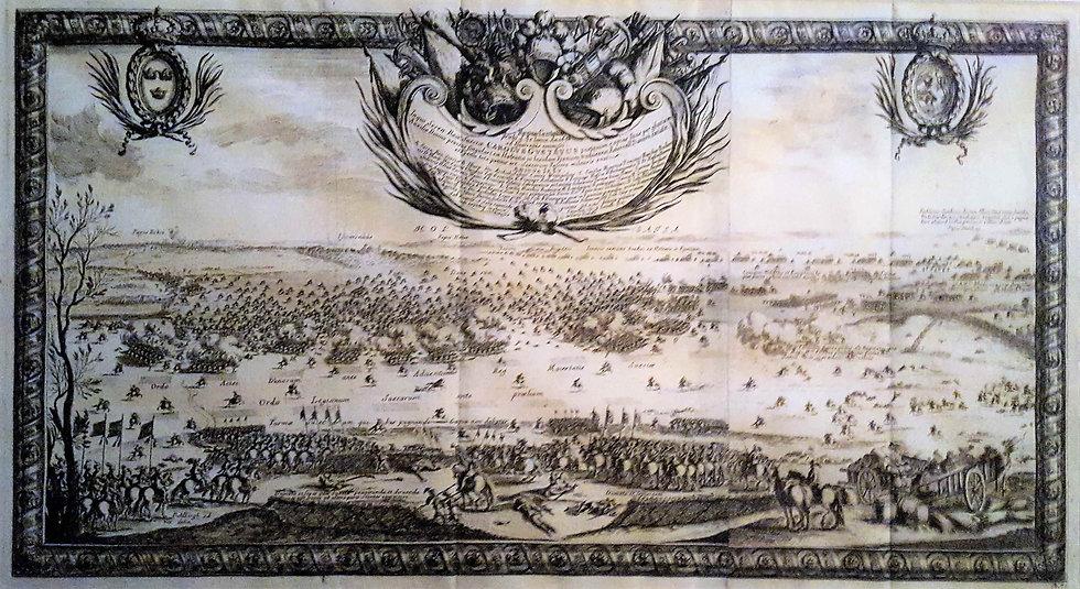 Karl X:s tåg över Lilla Bält 1658, Erik Dahlberg