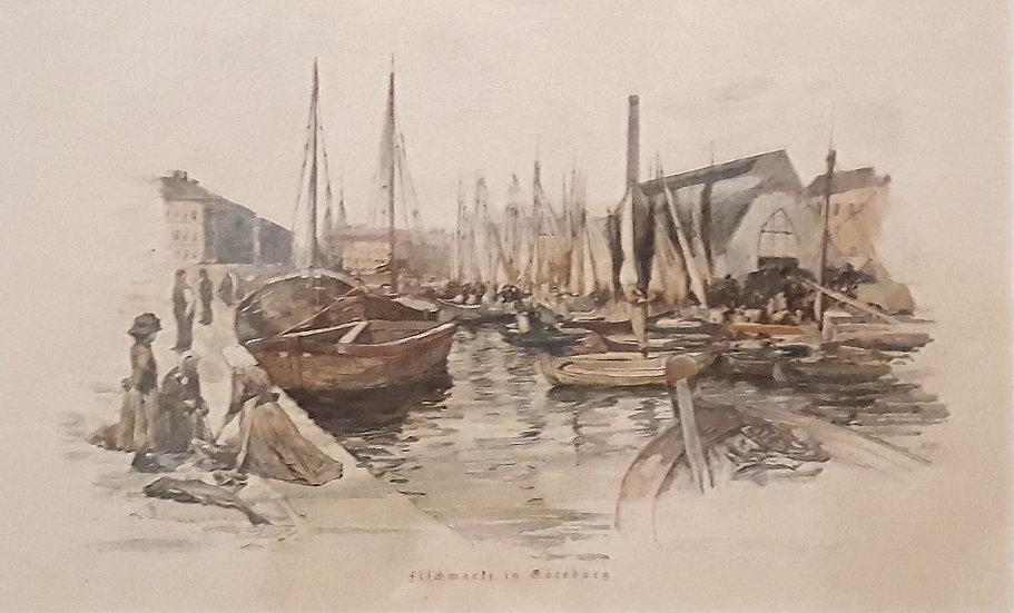 Fiskekyrkan i Göteborg, Barthel, 1894