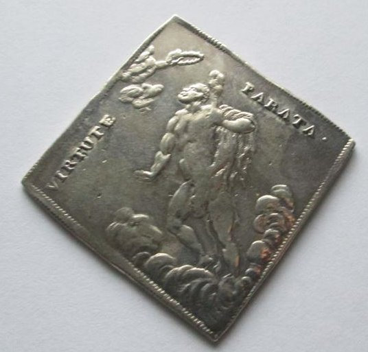 Mynt, Tyskland, Sachsen, August den Starke, Talerklippe, 1699