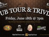 Sip City Tour: Pub Tour & Trivia