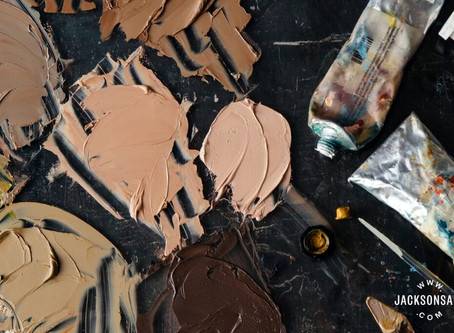 Paint Names Like 'Flesh Tint' Are Racially Biased Says Fine Art Supplier