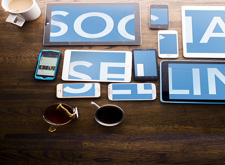 7 Research-Backed Reasons Why You Need To Start Social Selling Today